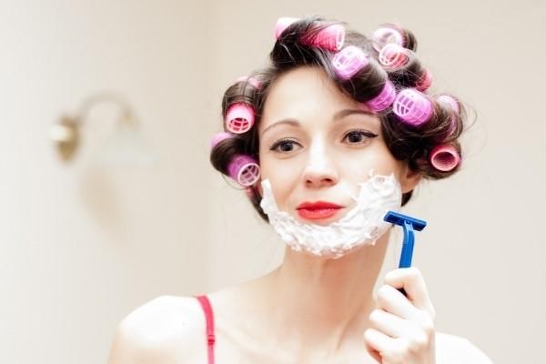 какой гормон отвечает за рост волос на теле у женщин