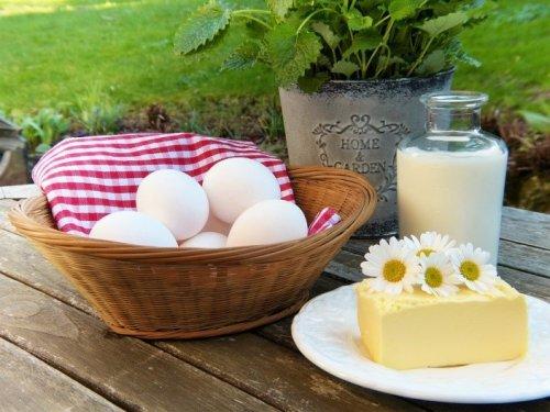 Продукты, содержащие витамин Д3