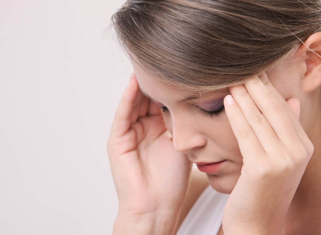 при приеме лецитина может возникнуть головокружение