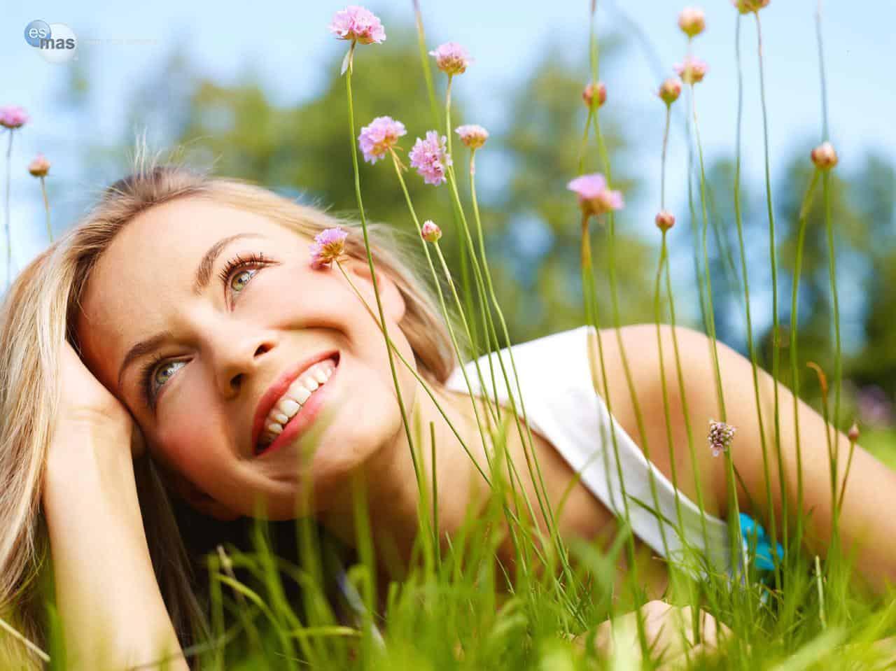 осанка влияет на красоту лица