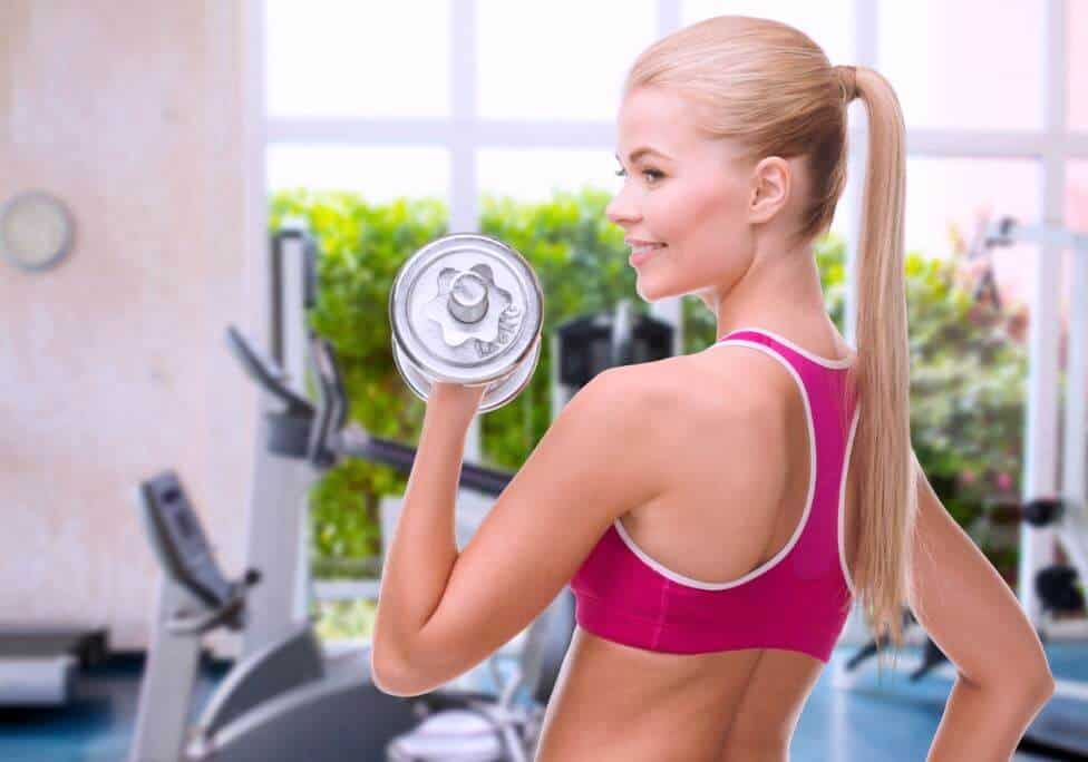 поднятие тяжестей способствует застою крови в органах малого таза
