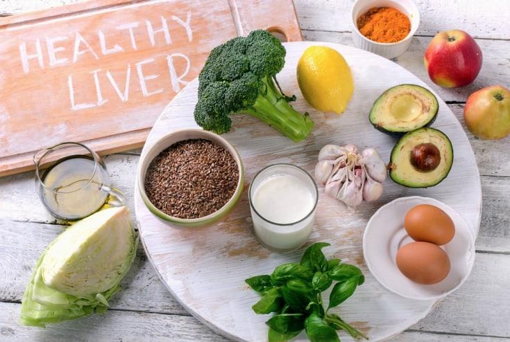 Полезная диета для желчного пузыря и печени