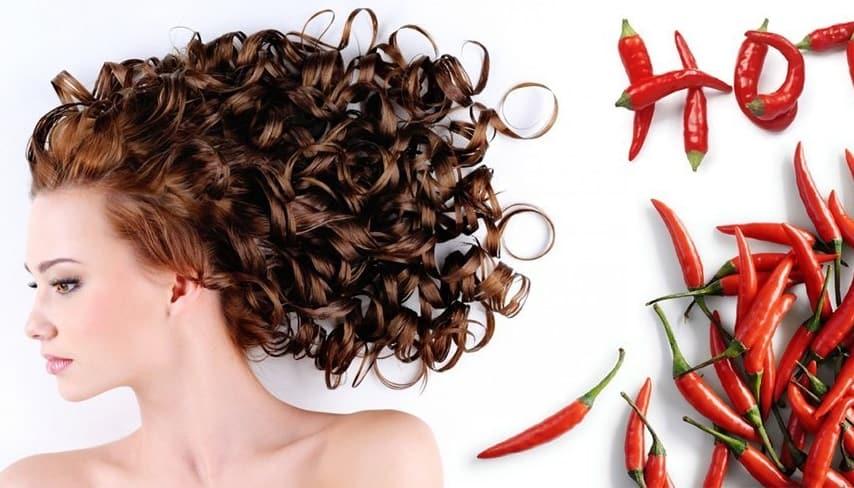 Настойка стручкового перца от выпадения волос
