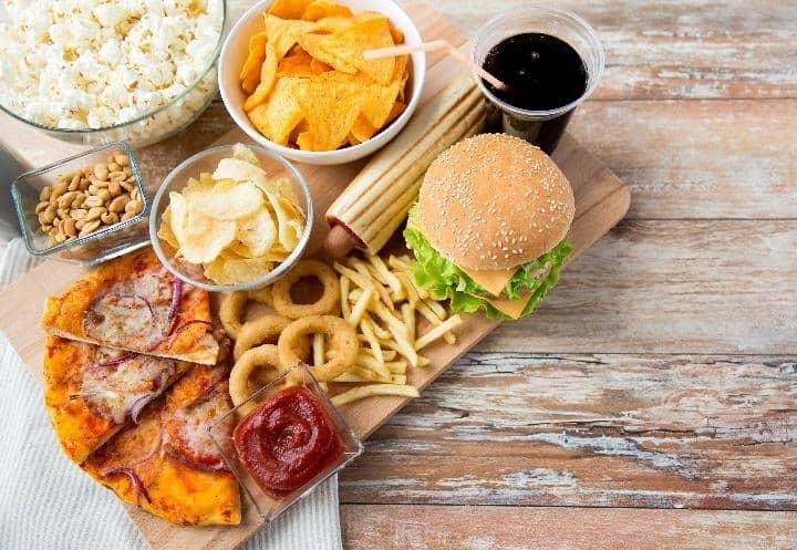 вредные продукты питания при поликистозе яичников