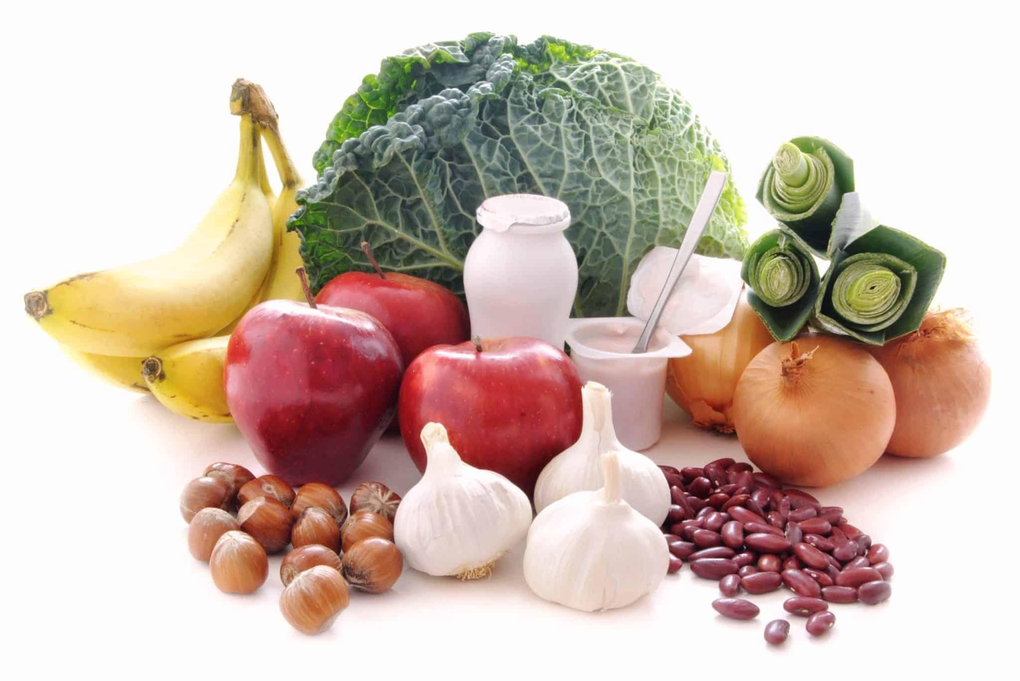 продукты для микрофлоры кишечника
