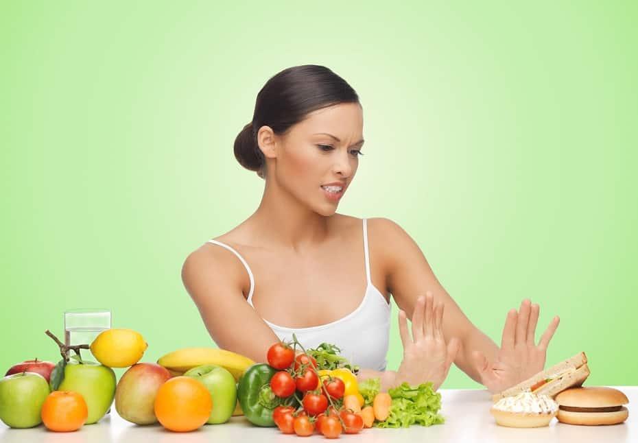 отказ от самых вредных продуктов питания