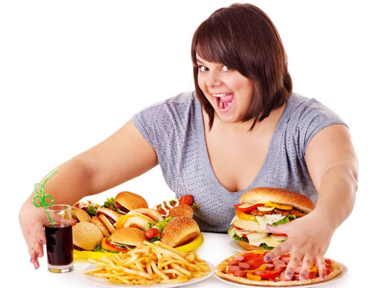 нездоровое питание - частая причина мастопатии груди