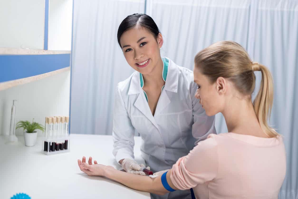 выявление низкого антимюллерова гормона с помощью анализа крови