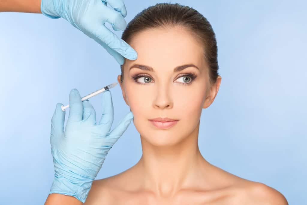 если постарело лицо после похудения, поможет мезотерапия