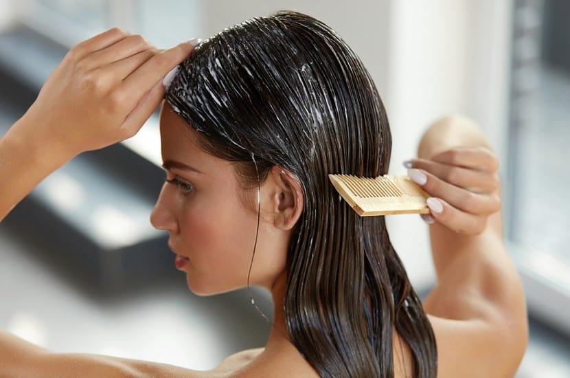 маска с репейным маслом от выпадения волос