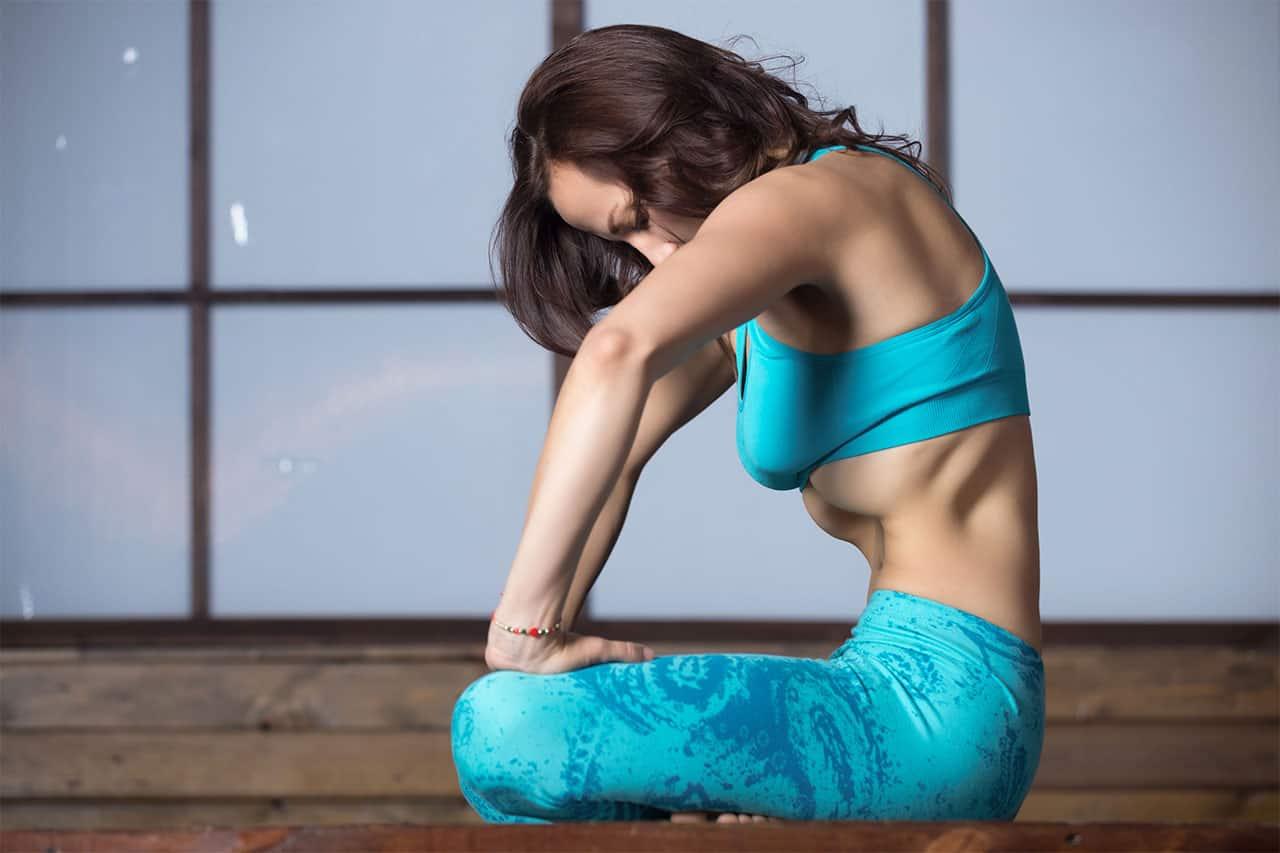 вакуумное дыхание для похудения живота
