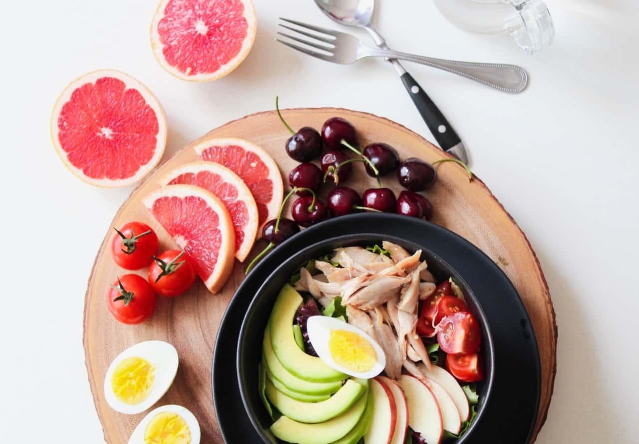 меню грейпфрутовой диеты
