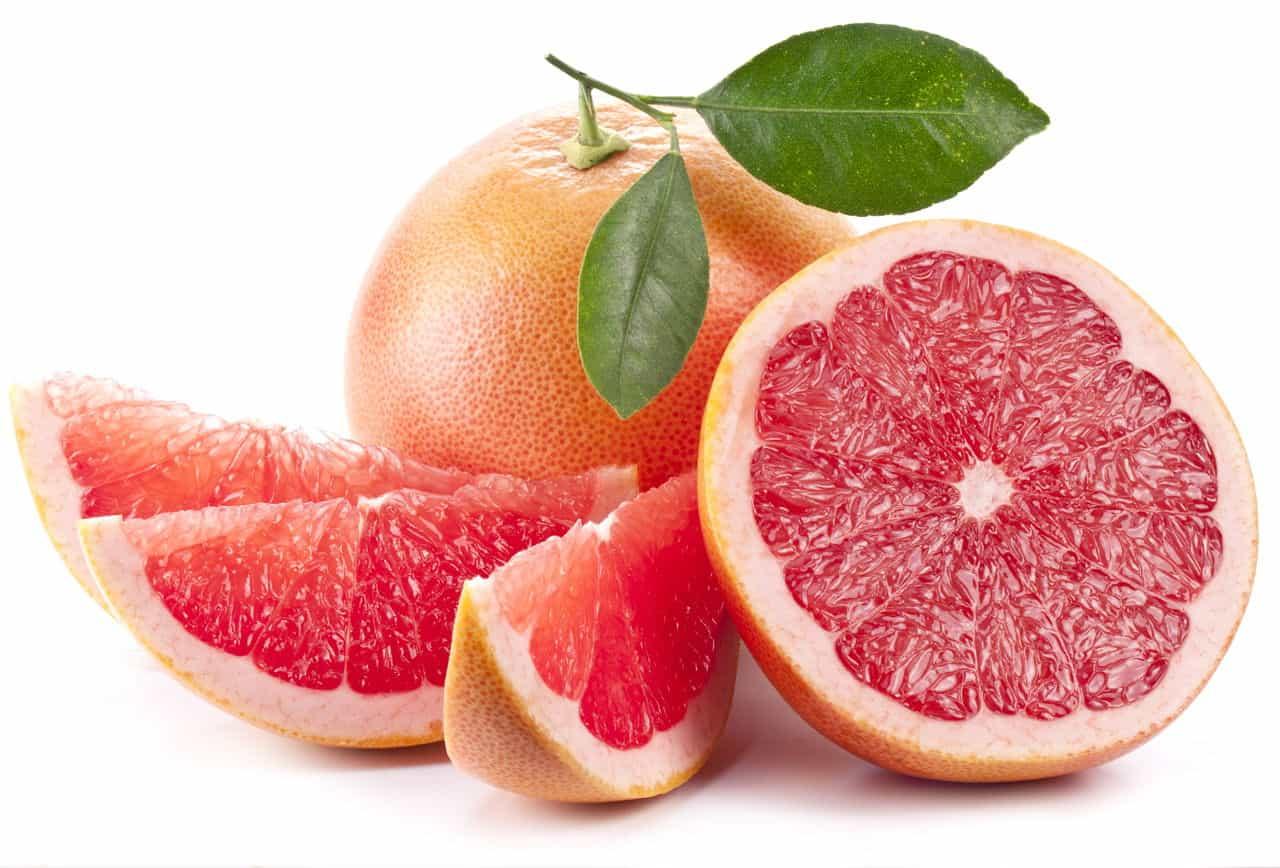 Грейпфрут – основной продукт диеты