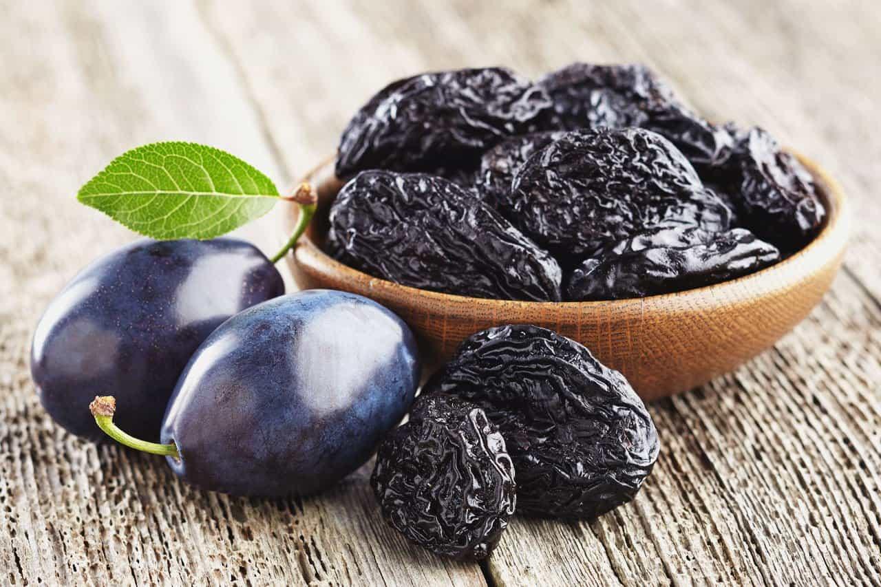 Чернослив - сухофрукт для похудения