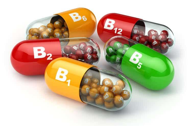 Витамины группы В для мозга