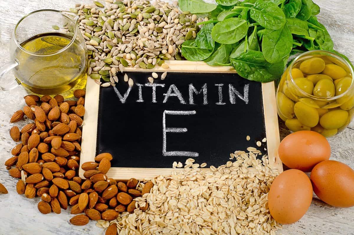 Витамин Е от усталости и сонливости