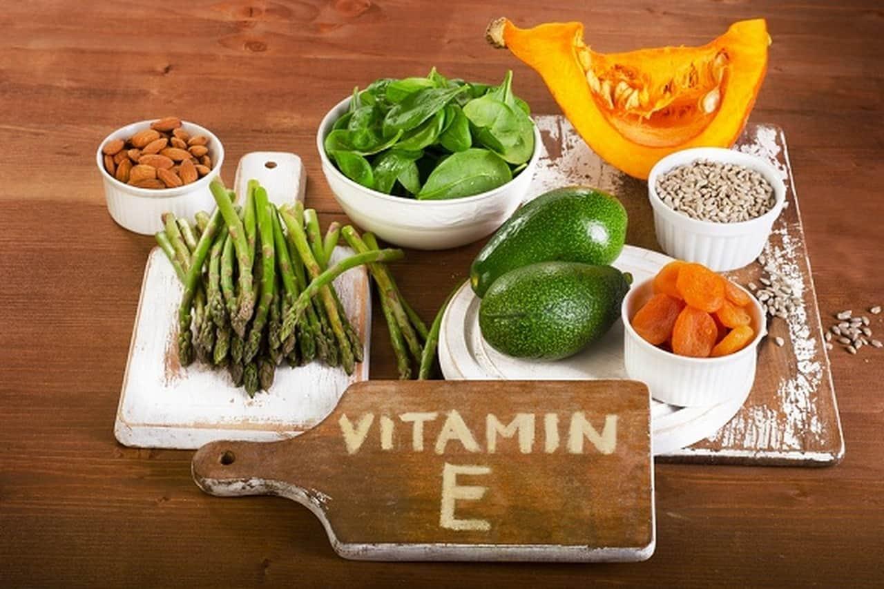 Витамин Е в фруктах и овощах