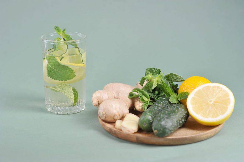 Классический рецепт приготовления воды Сасси