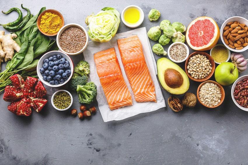 Аминокислоты в продуктах