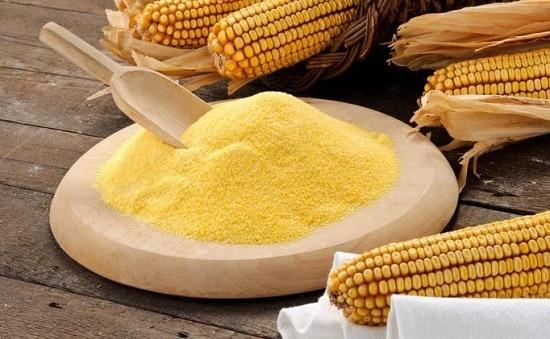 Кукурузная мука полезная для правильного питания