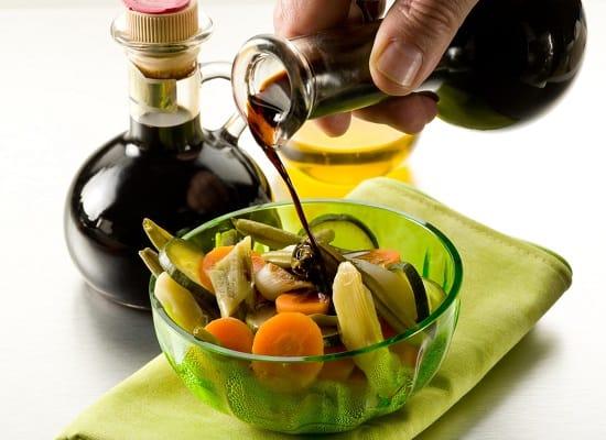 бальзамический уксус для заправки салата