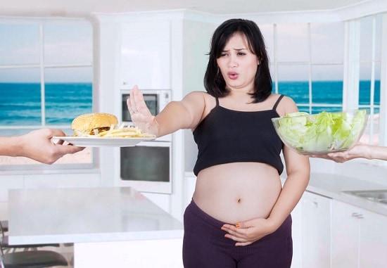 pravilnoe pitaniye dlya beremennyh 1 - Особенности правильного питания для беременных