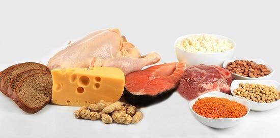 в каких продуктах содержится лейцин аминокислота