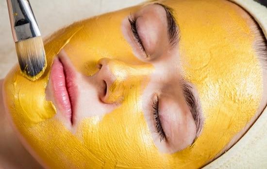 маска с облепиховым маслом для лица