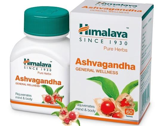 препарат ашвагандхи Himalaya полезные свойства и противопоказания
