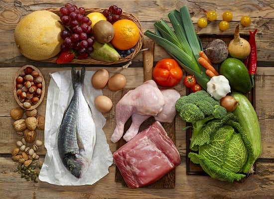 диета на 1200 калорий: разрешенные продукты