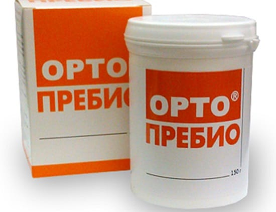 Орто Пребио - препарат с инулином