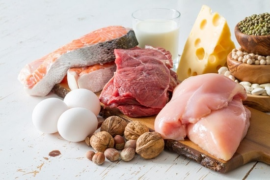 изолейцин в продуктах