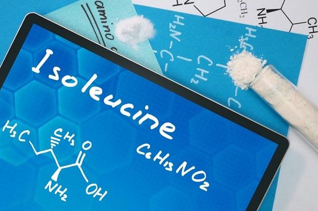 Изолейцин аминокислота