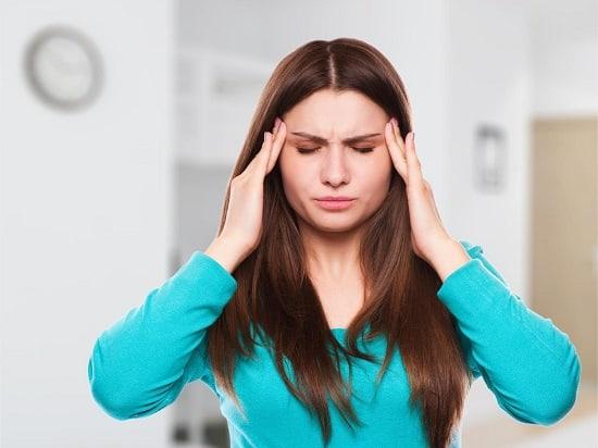 кремлевская диета может вызывать головные боли