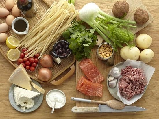 диетическое питание для укрепления костей