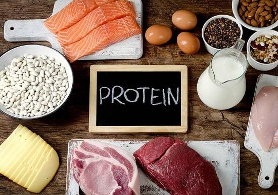 как рассчитать БЖУ: расчет белков