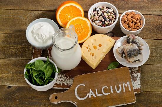 полезное питание: продукты, богатые кальцием