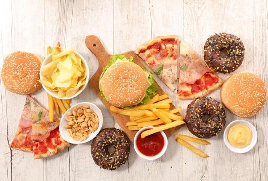 при полезном питании нужно полностью исключить вредные продукты