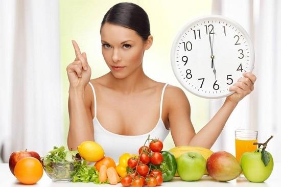 полезное питание предусматривает соблюдение режима питания