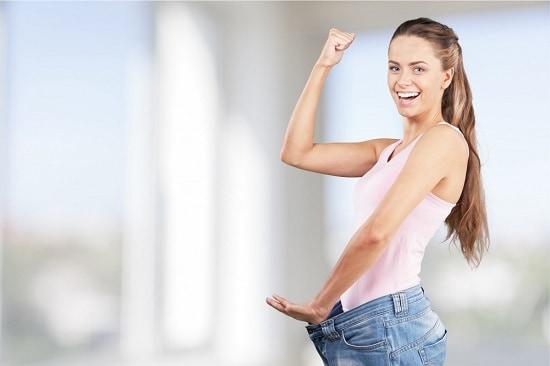 полноценное питание помогает сбросить вес