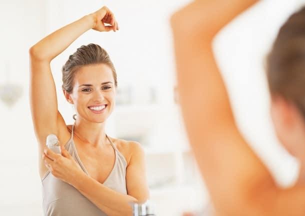 дезодорант и рак