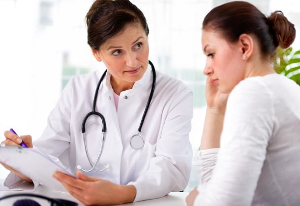 признаки проблем со здоровьем