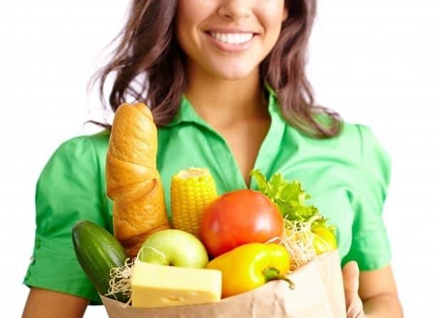 продукты для кишечника