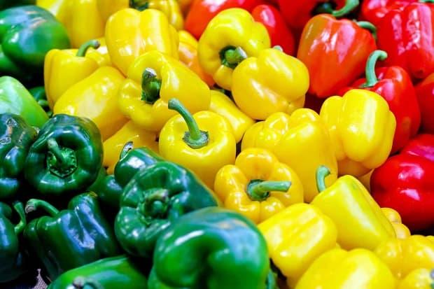 В каких овощах витамина С содержится больше всего
