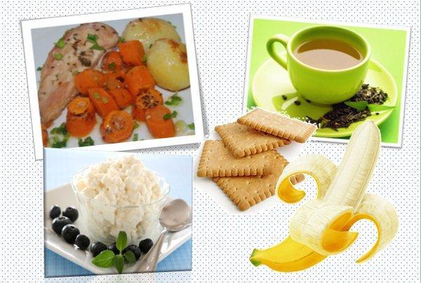 диета при панкреатите поджелудочной: меню