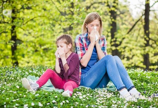 как спастись от аллергии