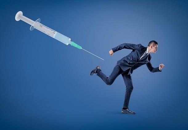 штраф за отказ от вакцинации