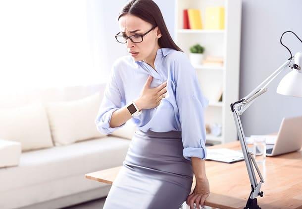 симптомы сердечного приступа
