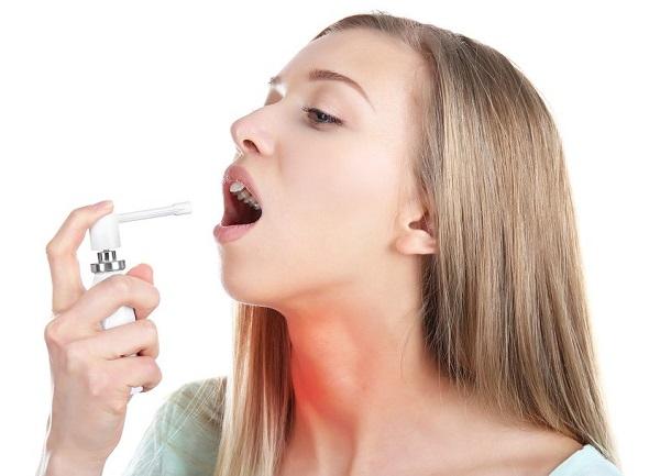 спрей прополиса для горла избавит от болезней горла