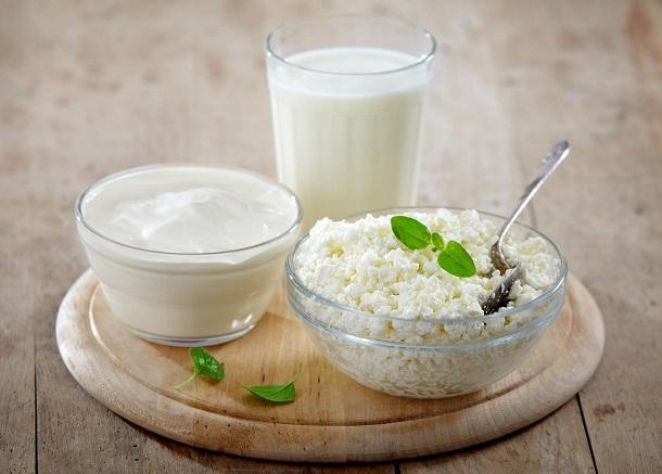 вред кисломолочных продуктов на ночь
